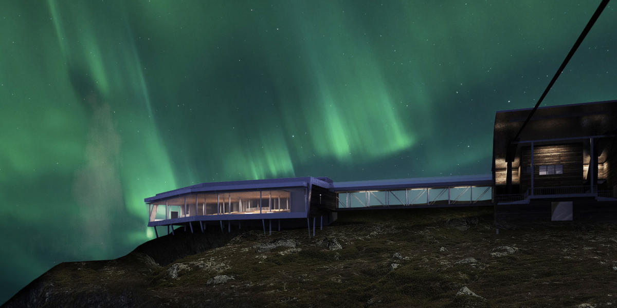 Tar deg fra fjord til fjell på seks minutter – visitnorway.no