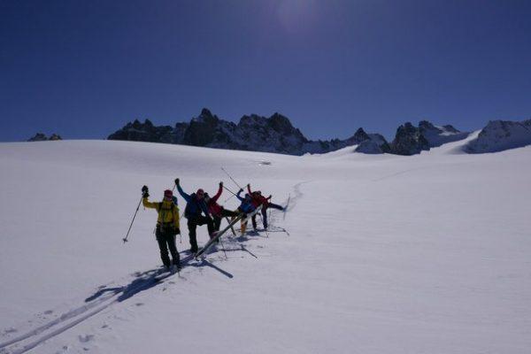 Din guide til Haute Route i Alpene