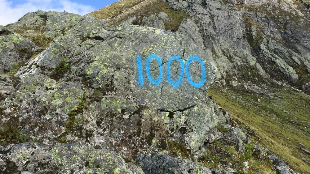 Tagga ned fjellet med måling – NRK Møre og Romsdal – Lokale nyheter, TV og radio