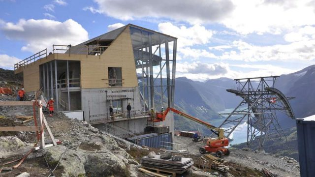 – Ein av dei viktigaste attraksjonane siste ti åra -fjordingen.no – Nyhende frå Stryn