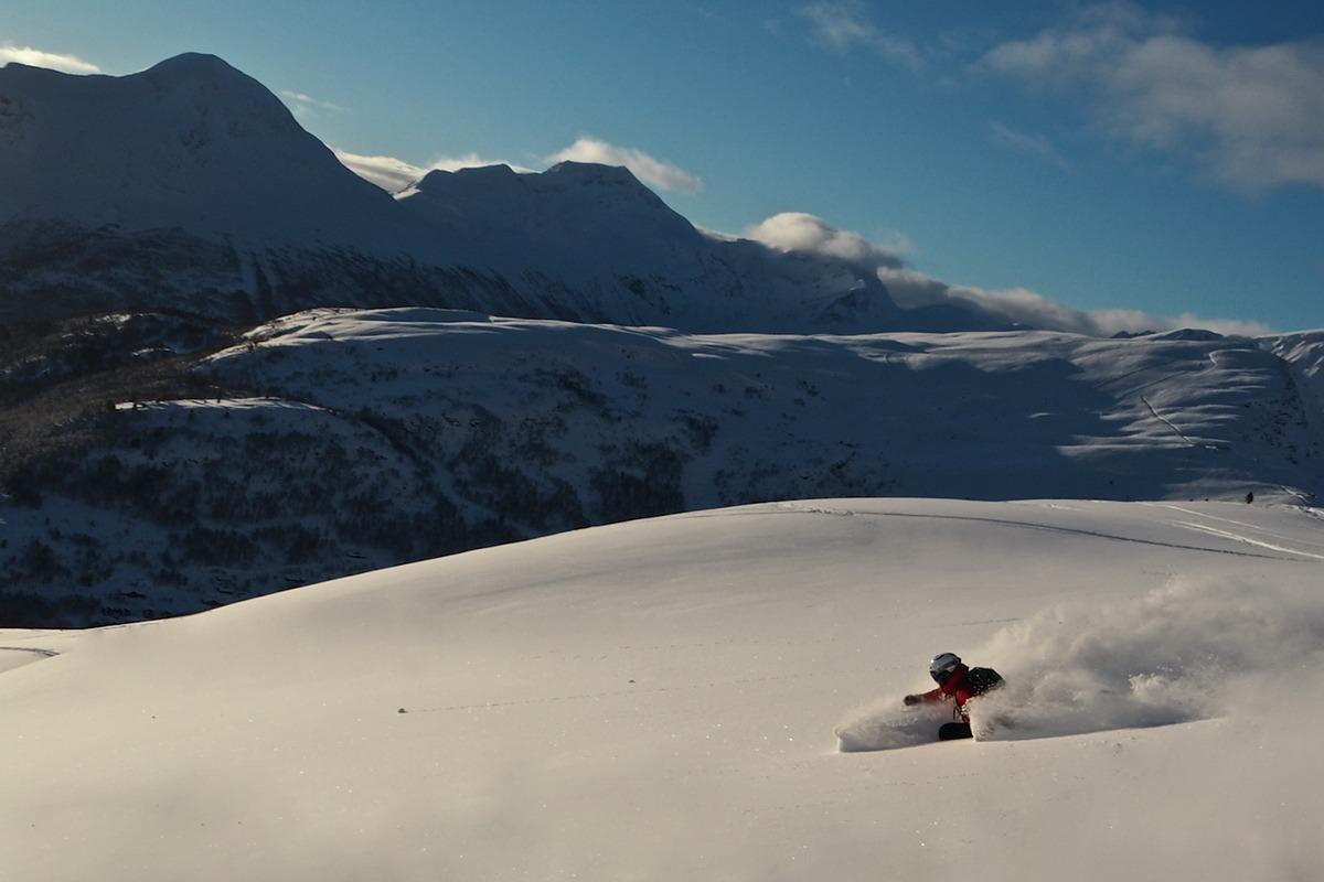 «Noe av den beste snøen jeg har kjørt» | Ski | FRIFLYT.NO