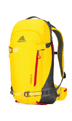 Gregory Targhee 32, Solar Yellow