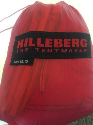 Hilleberg Tarp UL 10