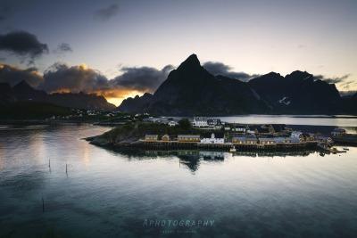 Stemningsrapport fra Lofoten: De helsikes turistene!
