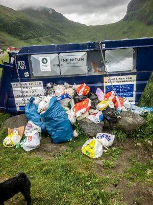 Søppelet flyter i turistmagnet: – Lofoten er snart ødelagt – NRK Nordland – Lokale nyheter, TV og radio