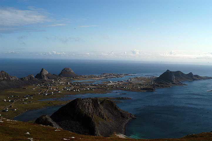 Værøy kåret til en av verdens vakreste øyer – Lofoten.com – Magasinet Lofoten