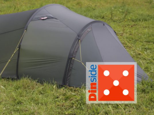 De beste teltene for fjellturen