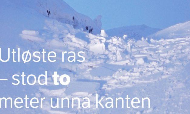 Stor snøskredfare mange steder