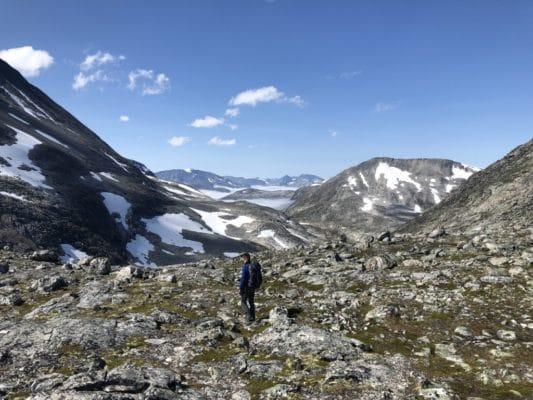 Pyttbua – Reindalseter 1531 moh. 20.07.2018