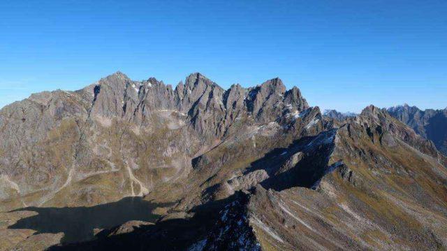 Svinetinden 1125 moh. 08.10.2016