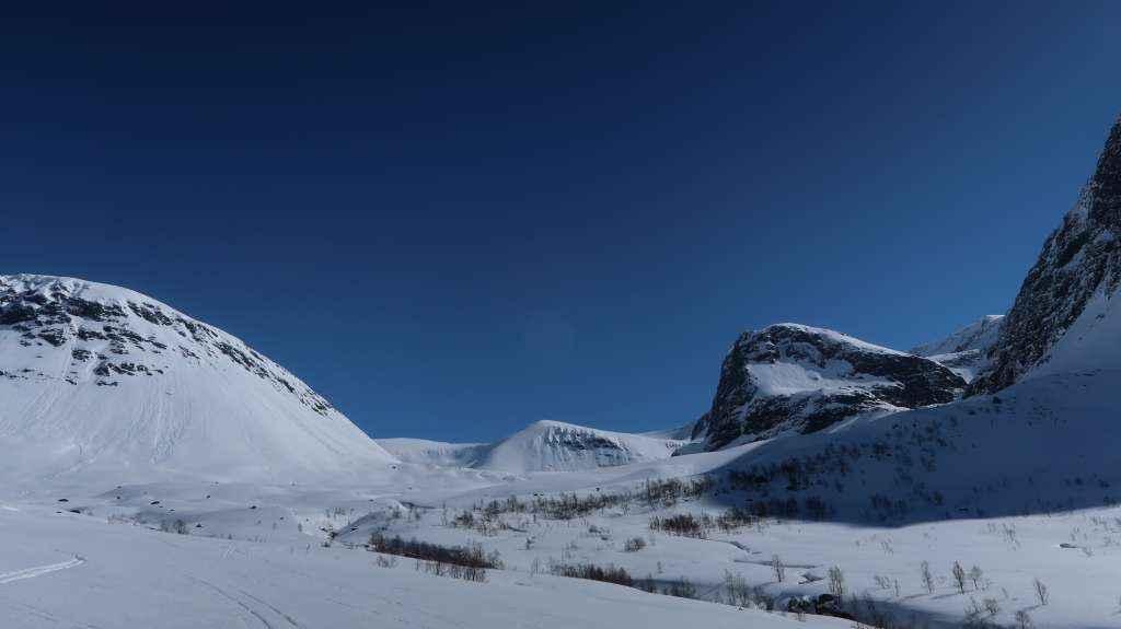 Hesjedalshaugen – Gråsteindalen  1012 moh. 30.04.2017